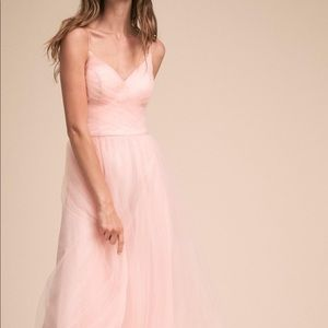 Camden dress from BHLDN. Anthropology